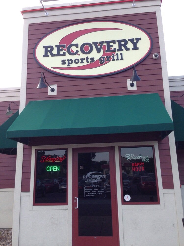 Recovery Sports Grill Closed Takeout Delivery 30 Photos