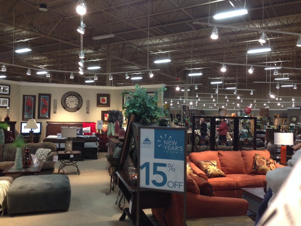 Ashley Homestore Updated Covid 19 Hours Services 38 Photos 21 Reviews Furniture Stores 42774 Merchant Ct Ponchatoula La Phone Number Yelp