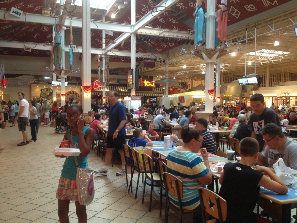 Grapevine Mills Food Court