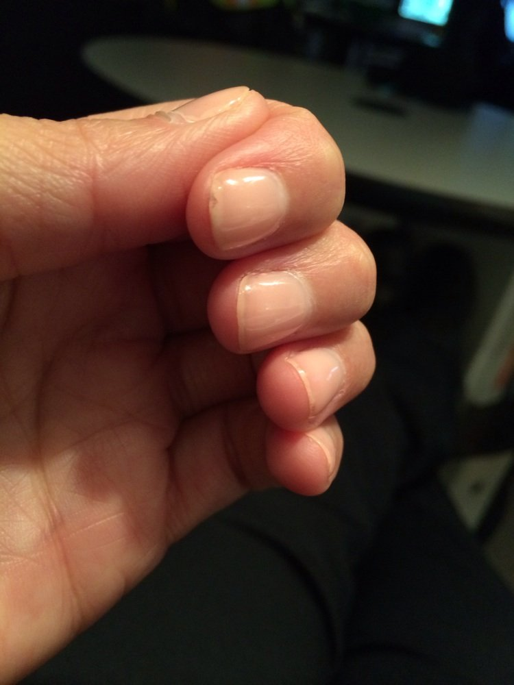 Natural Nails 13 Reviews Nail Salons 5832 N Knoxville Ave Peoria Il Phone Number Services Yelp
