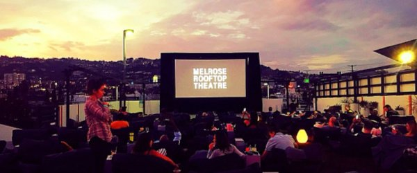 Melrose Rooftop Theatre at E.P. & L.P.